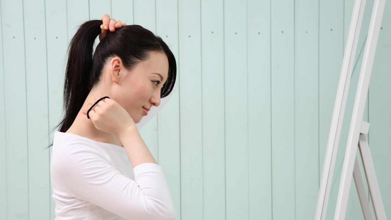 白髪を改善する5つの習慣